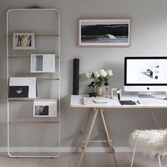 Midweek office tidy ❥