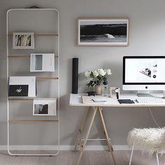 Midweek office tidy ❥