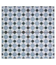 Henley Ice floor tiles from Topps Tiles