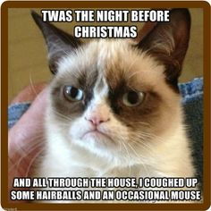 Funny Grumpy Cat Night Before Chritmas Refrigerator / Tool Box / File Cabinet Magnet. The flexible magnet measure approx. With variable measurements approx. It comes out with fine details as like the original.This item bring back memories of your favorite cat?. | eBay!