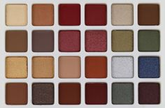 SEPHORA   PANTONE UNIVERSE Facets of Marsala Multi-Finish Eye Palette Review, Photos, Swatches