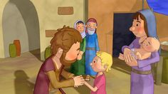 Jacob and Esau toddler video on Vimeo