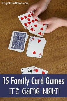 card game winding gambling games