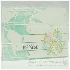 Stamp & Create With Sabrina: Seashore Stampers Make & Take