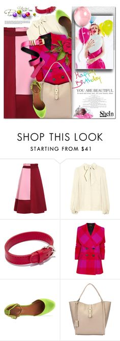 """Shein10"" by barbarela11 ❤ liked on Polyvore featuring Erin Fetherston, Salvatore Ferragamo, Vivienne Westwood Anglomania, Jeffrey Campbell, H&M, women's clothing, women, female, woman and misses"