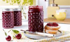 8 különleges dzsem és lekvár, amit muszáj kipróbálnod! | NOSALTY Preserves, Pesto, Panna Cotta, Raspberry, Mason Jars, Pudding, Sweets, Fruit, Ethnic Recipes