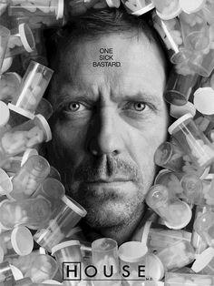 House M.D. Season One ~~ One Sick Bastard~~