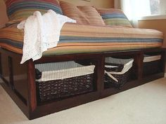 Beds with storage - http://www.lovelybeds.com/