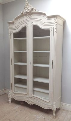 Beau Paint Me White: French Armoire Makeover | Shabby Chic | Pinterest | Armoire  Makeover, French Armoire And Armoires