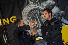 The Breitling Racing Team pilot's Nigel Lamb and Mikael Brageot are ready for their 2016 season - Breitling - Instruments for Professionals