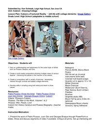 1000 images about art ed yr8 cubism still life on pinterest still life cubism and high. Black Bedroom Furniture Sets. Home Design Ideas