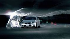 Lexus GS Debut -the unseen force. on Vimeo