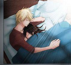 Hot Anime Couples, Anime Love Couple, Cute Couples, Anime Nerd, All Anime, Magna Anime, Ver Youtube, Howl And Sophie, Dengeki Daisy