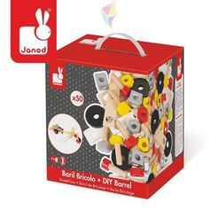#Baril bricolo redmaster 50 pieces #bricolage #jand #imitation #