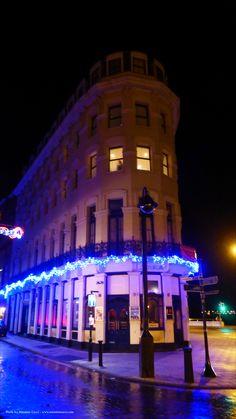 Margate, UK. New Year's Eve 2015.