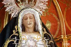 Virgen de los Dolores Lanzarote ( Tinajo ) By Elena Trombetta