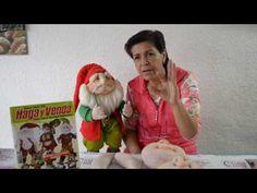 Cara Muñeco Paño Lency - Mercy Bernal - YouTube