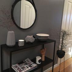 Junes Dagbok: NEWSINTHEHALLWAY! Mirror, Bathroom, News, Furniture, Home Decor, Washroom, Decoration Home, Room Decor, Mirrors