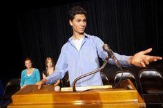 Speech and Debate - #homeschool electives outside the box