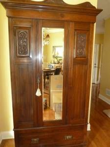 Armoire by Bernhardt - must sell this week   Armoire ...