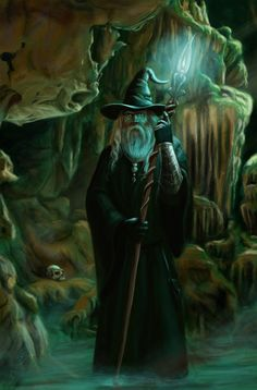 The Grey Wizard, teacher of magick and secrets. infroms the woman of her heritage. High Fantasy, Medieval Fantasy, Fantasy Art, Character Sketches, Character Portraits, Mago Merlin, Spirit Ghost, Male Witch, Fantasy Wizard