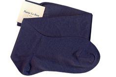 Knee socks 65% wool 15% nylon 20% silk