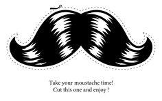 #moustache #time !