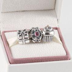 Birthday Wishes Gift Set 14500 Pandora MOA