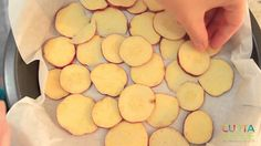 Receita de chips de batata doce - Curta Saúde