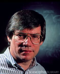 Alan Guth, theoretical physicist, developer of modern inflation theory in cosmology.