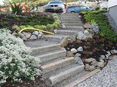 12 Fina trappor till trädgården