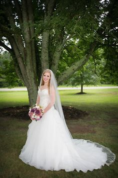 DeMuth Bridal Photo By Visions by Heather Bridal portrait. Allure 8901