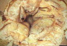 Orejas de Carnaval en Thermomix - La Alacena de MO Flan, Bread, Chicken, Desserts, Cookies, Sweet Recipes, Cupboard Shelves, New Recipes, Costumes