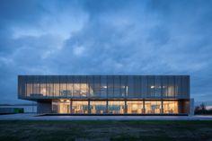 Govaert & Vanhoutte, Tim Van de Velde · ROB Headquarter
