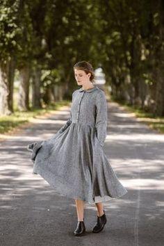 Kielo Wrap Dress LuovaStore.fi
