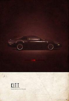 """K.I.T.T./""""Knight Rider"""""""