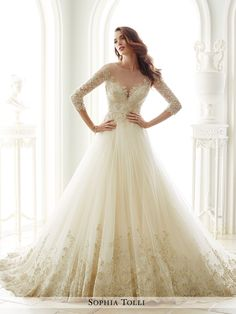 Cheap modest bridal dresses, Buy Quality bridal dress directly from China wedding gowns 2016 Suppliers: Modest Bridal Dress with Lace Appliques Scoop Neck Chapel Train Vestidos Organza A-line Wedding Gown 2016 with Half Sleeves Fall Wedding Dresses, Wedding Attire, Princess Wedding Dresses, Bridal Dresses, Wedding Gowns, Bridesmaid Dresses, 2017 Wedding, Lace Wedding, Modest Wedding