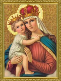 Novena Prayer to Our Lady of Good Remedy (Source of Unfailing Help) Religious Pictures, Religious Icons, Religious Art, Prayers To Mary, Novena Prayers, Blessed Mother Mary, Blessed Virgin Mary, Divine Mother, Tres Belle Photo