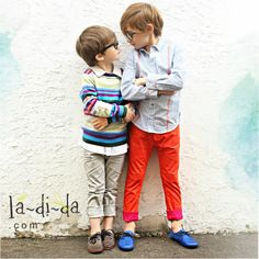 Amazing boy clothes at Ladida.com