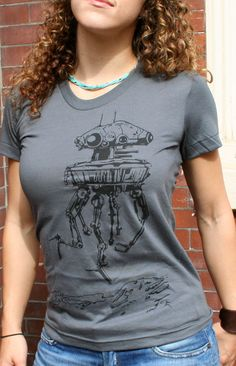 Imperial Probe Droid Tee