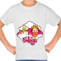 Niloya - Tospik Kardan Adam - Kendin Tasarla - Çocuk Tişört