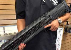 UTAS UTS-15 Shotgun Airsoft Version?