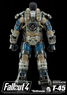Fallout 4 T-45 Sixth Scale Figure by Threezero | Sideshow Collectibles