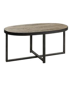 This Layton Cocktail Table by Cooper Classics is perfect! #zulilyfinds