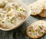 This decadent, creamy smoked salmon spread is delicious on a fresh baguette or whole wheat crackers. Garnish with chopped fresh chives or dill, if you like.