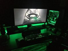 Show us your gaming setup: 2017 Edition - Page 3 - NeoGAF