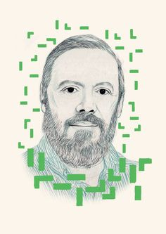 2014. Portrait of the Wright Brothers (pencil, ink, digital)    2014. Portraits of Ken Thompson and Dennis Ritchie (pencil, digital)    2014. Portrait of Tim Berners Lee (pencil, ink, digital)    2014. Portrait of James Clerk...
