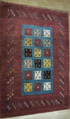 NR: 15519 Location: Lori Gabbeh Size: x Country: Iran Pile: Wool Base: Cotton Small One, Persian Rug, Rugs On Carpet, Iran, Runners, Knots, Base, Wool, Country