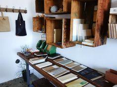 Baum-Kuchen: A little glimpse of our studio/shop