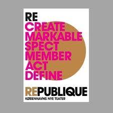 République poster
